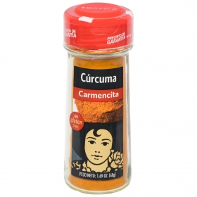 Cúrcuma Carmencita 45 g.