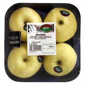 Manzana verde doncella premium Carrefour 1 kg aprox