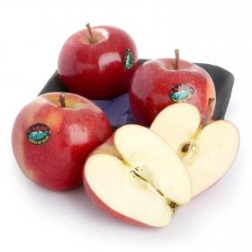 Manzana royal gala selecta Frutas Carol bandeja 4 ud 1 Kg aprox