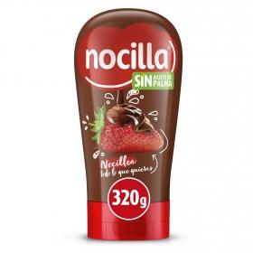 Crema de cacao con avellanas Nocilla 320 g.