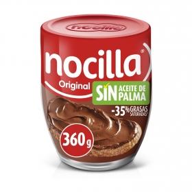 Crema de cacao con avellanas original Nocilla 380 g.