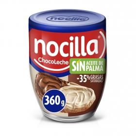 Crema de cacao y leche con avellanas Nocilla 380 g.