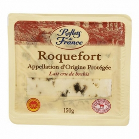Queso roquefort Reflets de France 150 g