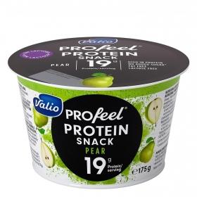 Queso fresco batido quark protein de pera Valio sin lactosa 175 g.