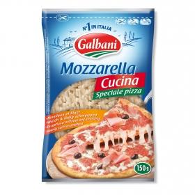 Queso mozzarella  rallada Galbani 150 g.