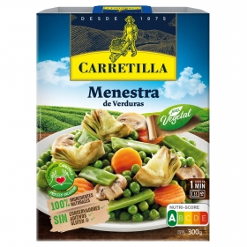Menestra de Verdura Carretilla 240 g.