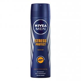 Desodorante en spray Stress Protect Nivea 200 ml.