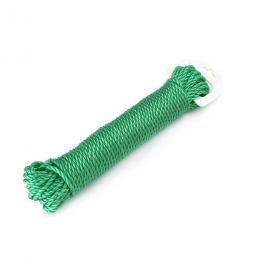 Cuerda de ropa  de Plástico BERGNER  1500 cm - Verde
