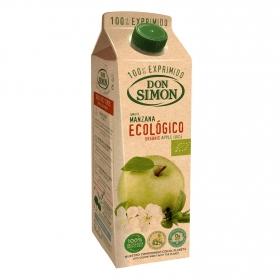 Zumo de manzana ecológico Don Simón brik 1 l.