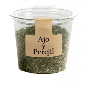 Ajo y perejíl Especias tarrina 30 g