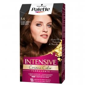 Tinte Intense Color Cream 5.6 Castaño Caramelo Palette 1 ud.