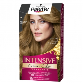 Tinte Intense Color Cream 7 Rubio Medio Tofee Palette 1 ud.