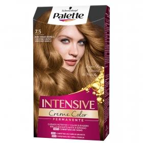 Tinte Intense Color Cream 7.5 Rubio Dorado Caramelo Palette 1 ud.