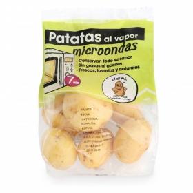 Patatas baby para microondas 400 g