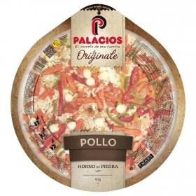 Pizza de pollo La Originale Palacios 410 g.