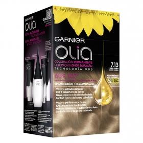 Tinte 7.13 Rubio Canela Garnier Olia 1 ud.