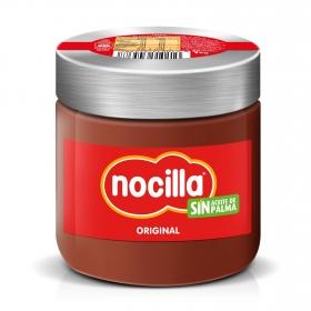 Crema de cacao con avelanas original Nocilla 1 kg.