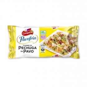 Pechuga pavo mini Campofrío - Pavofrío 380 g.