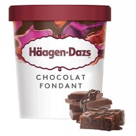 Helado de chocolate fondant Häagen Dazs 377 g.