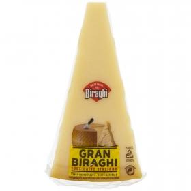 Queso Italiano duro Gran Biraghi cuña 400 g