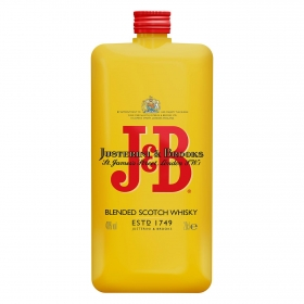 Whisky J&B escocés 20 cl.