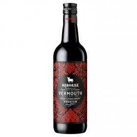 Vermut Osborne premium rojo 75 cl.