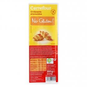 Croissants Carrefour No gluten sin gluten 300 g.