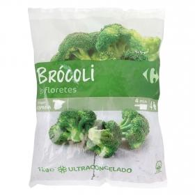 Brocoli Carrefour 1 kg.