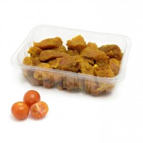 Magro de cerdo marinado amarillo Carrefour 500 g