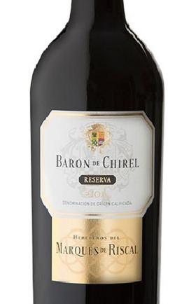 Baron De Chirel Tinto Reserva