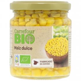 Maíz dulce ecológico Carrefour Bio 240 g.