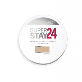 Polvos Super Stay 24h waterproof nº 040 Maybelline 1 ud.