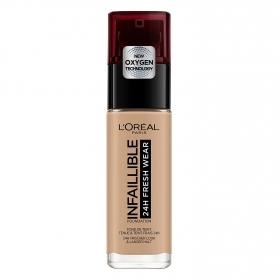 Base de maquillaje nº 230 Infalible 24H Fresh Wear L'Oreal 1 ud.