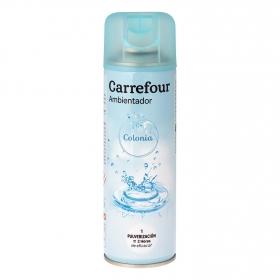Ambientador aerosol Colonia Carrefour 300 ml.