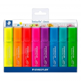 Marcadores Fluorescentes Staedtler Textsurfer Classic Surtido 8 uds