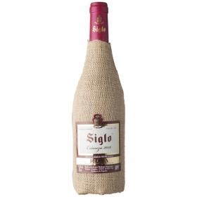Vino D.O.C.a. Rioja tinto crianza Siglo 75 cl.