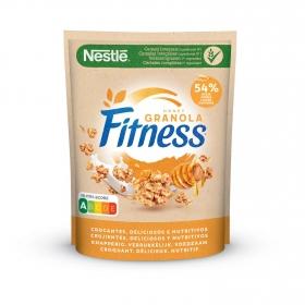 Cereales de avena integral con miel Fitness Nestlé 300 g.