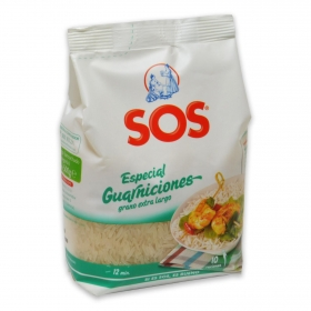 Arroz extra largo para guarniciones Sos 500 g.