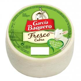 Queso fresco cabra García Baquero 500 g.