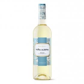 Vino D.O. Rioja blanco semidulce Viña Albina 75 cl.