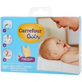 Bolsa para Pañal Carrefour Baby 50 ud.