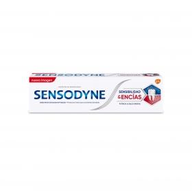 Dentífrico sensibilidad y encías Sensodyne  75 ml.