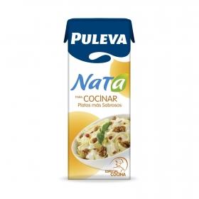 Nata para cocinar Puleva 200 ml.