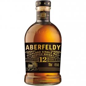 Whisky Aberfeldy escocés 12 años 70 cl.