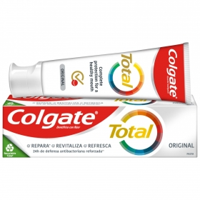 Dentífrico Total original Colgate 75 ml.