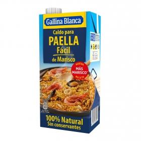 Caldo casero para paella Gallina Blanca 1 l.