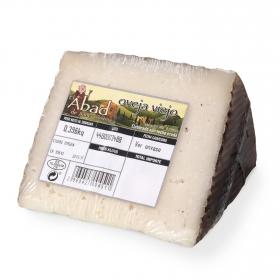 Queso de oveja viejo graso El Abad de Santa Cristina cuña 1/8, 400 g aprox