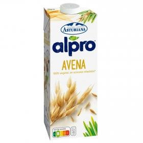 Bebida de avena Alpro - Central Bebidara Asturiana brik 1 l.