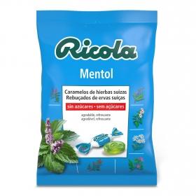Caramelos sabor menta Ricola 70 g.
