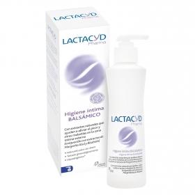 Gel higiene íntima balsámico Lactacyd 250 ml.